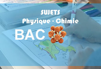 Sujets Bac Terminale Physique Chimie